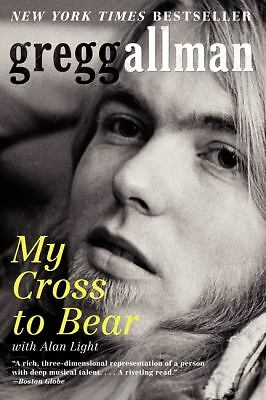 My Cross to Bear, Allman, Gregg, Acceptable Book
