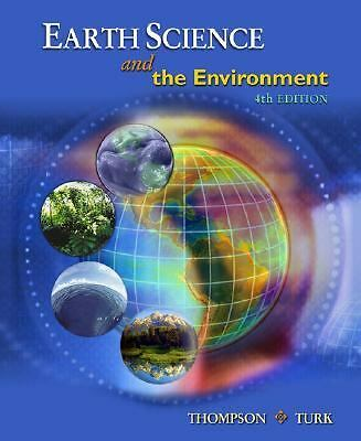 Earth Science and the Environment (with CengageNOW Printed Access Card) - Turk,