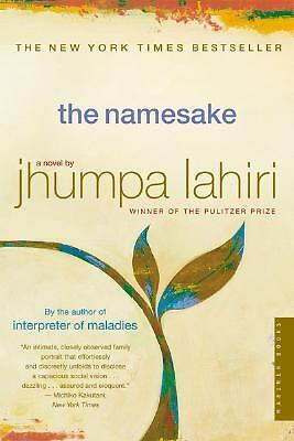The Namesake: A Novel, Jhumpa Lahiri, Good Book