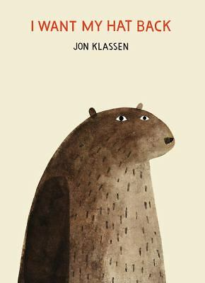 I Want My Hat Back, Jon Klassen, Good Book