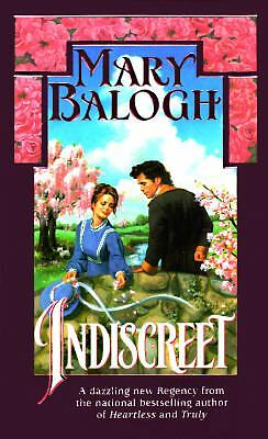 Indiscreet, Mary Balogh, Acceptable Book
