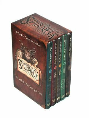 The Spiderwick Chronicles (Boxed Set): The Field Guide; The Seeing Stone; Lucin