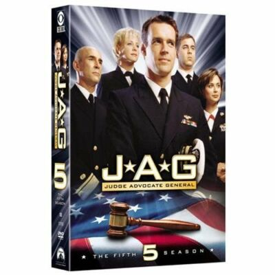 JAG: Judge Advocate General- The Fifth Season  David James Elliott