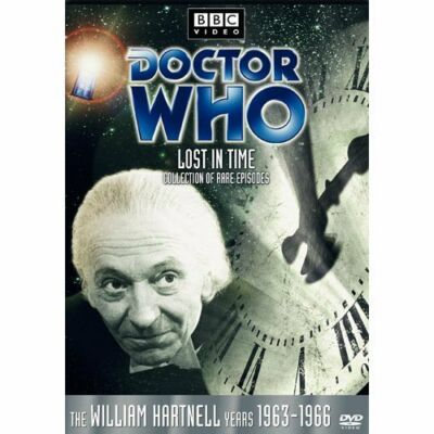 Doctor Who - Lost in Time Collection of Rare Episodes - The William Hartnell Ye