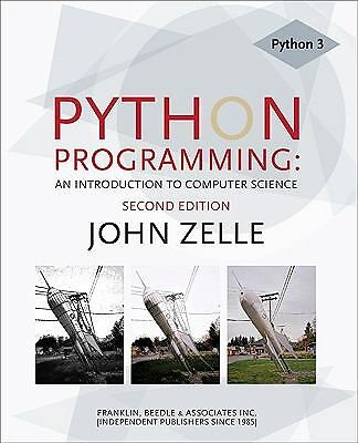 Python Programming: An Introduction to Computer Science 2nd Edition, Smith, Mich
