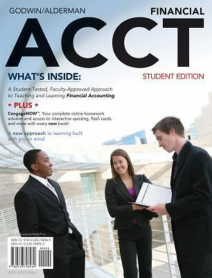 Financial ACCT: 2010 Student Edition (with CengageNOW, eResources Premium Web Si
