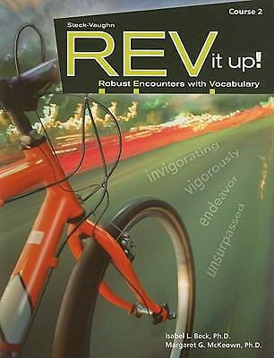 REV it up!: Student Book Grade 7 Course 2, STECK-VAUGHN, Acceptable Book