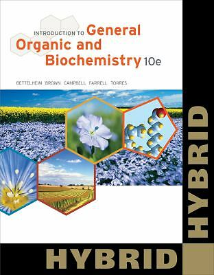 Introduction to General, Organic and Biochemistry, Hybrid (with OWL 24-Months P
