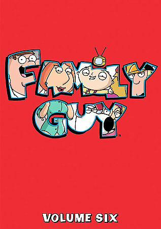Family Guy, Vol. 6 by