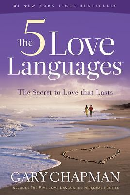 The 5 Love Languages: The Secret to Love That Lasts, Gary D. Chapman, Acceptable