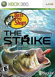 Bass Pro Shops: The Strike - Xbox 360 (Game Only) by Psyclone