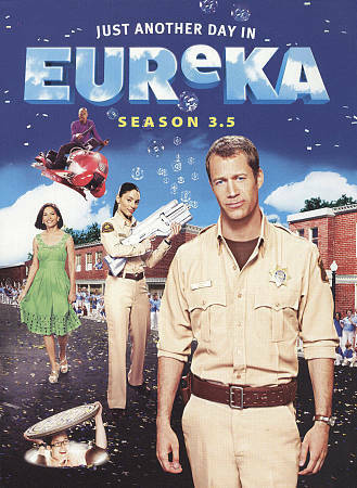 Eureka: Season 3.5 by Colin Ferguson, Salli Richardson-Whitfield, Joe Morton