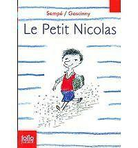 Le Petit Nicolas (French Edition) by Rene Goscinny, Jean-Jacques Sempe