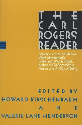 The Carl Rogers Reader  Carl Rogers