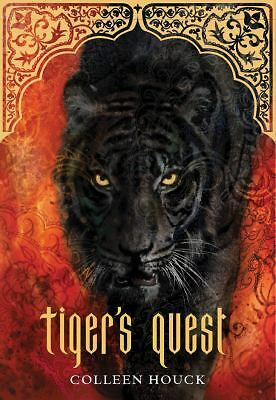 Tiger's Quest Bk. 2 by Colleen Houck (2011, Hardcover)