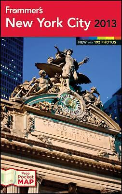 Frommer's New York City 2013 (Frommer's Color Complete) by Silverman, Brian, Ch