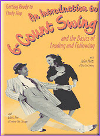 An Introduction to 6-Count Swing by Big City Swing Dance