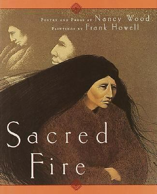 Sacred Fire, Wood, Nancy, Good Book