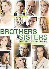 Brothers & Sisters - The Complete First Season (DVD 2007 6-Disc Set) Like New