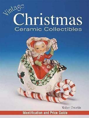 Vintage Christmas Ceramic Collectibles, Dworkin, Walter, Good Book