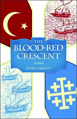 Blood Red Crescent by Henry Garnett