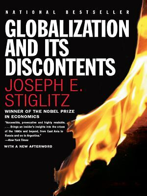 Globalization and Its Discontents - Joseph E. Stiglitz - Acceptable Condition