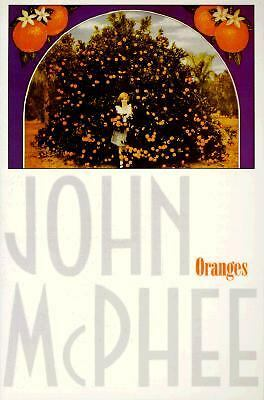 Oranges, John McPhee, Good Book