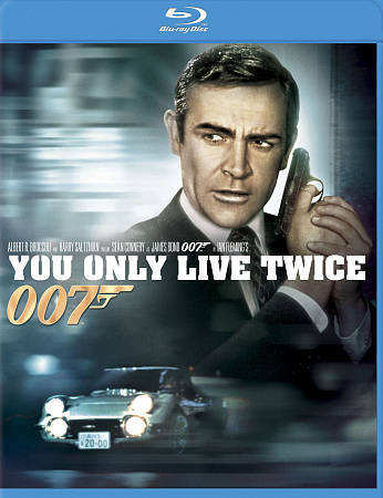 You Only Live Twice [Blu-ray] by