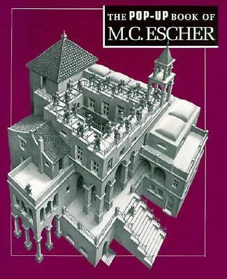 The Pop-Up Book of M.C. Escher  M. C. Escher, Michael Solomon Sachs