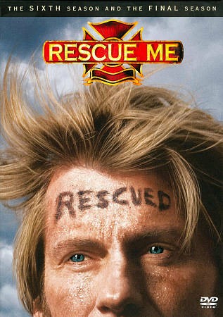 Rescue Me: Season 6 and The Final Season (Season 7), Excellent DVD, Daniel Sunja