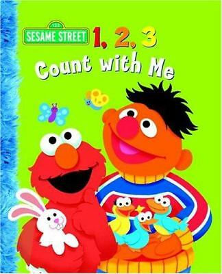 1, 2, 3 Count with Me (Sesame Street), Kleinberg, Naomi, Good Book