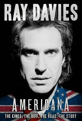 Americana: The Kinks, the Riff, the Road: The Story, Davies, Ray, Acceptable Boo