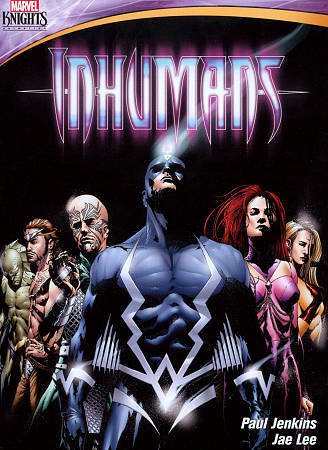 Marvel Knights: InHumans by Various