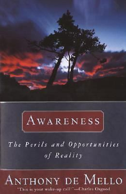 Awareness: The Perils and Opportunities of Reality, Anthony De Mello, Acceptable