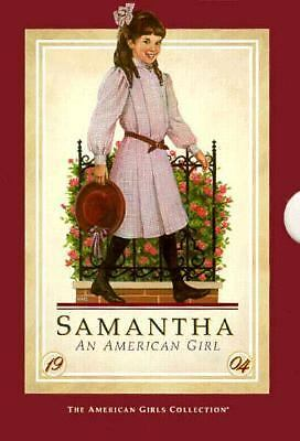 Samantha's Boxed Set (The American Girls Collection/Boxed Set), Susan S. Adler,