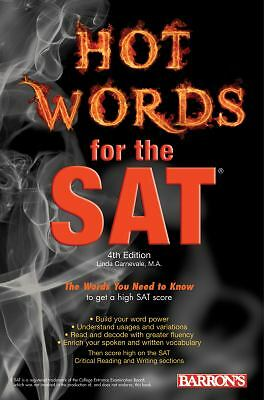 Hot Words for the SAT, Linda Carnevale, Acceptable Book