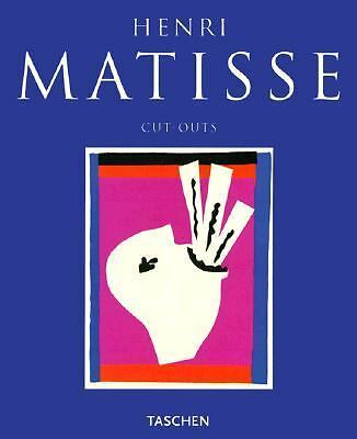 Henri Matisse: Cut-Outs Album, Neret, Gilles, Good Book