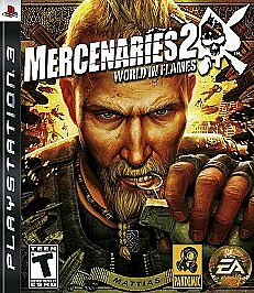 Mercenaries 2: World in Flames - Playstation 3 by Electronic Arts