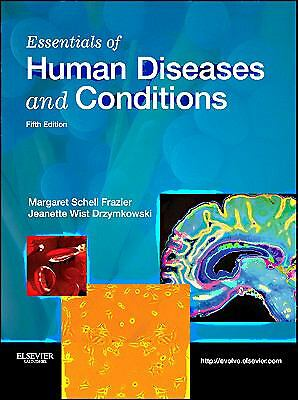 Essentials of Human Diseases and Conditions, 5e, Drzymkowski RN  BS, Jeanette, F