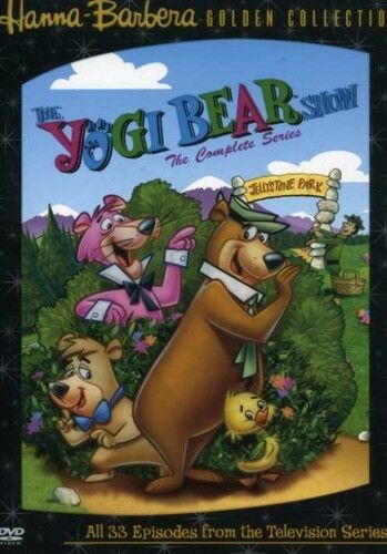 The Yogi Bear Show - The Complete Series by Daws Butler, Don Messick
