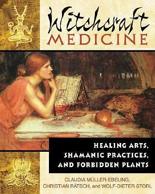 Witchcraft Medicine: Healing Arts, Shamanic Practices, and Forbidden Plants, Rät