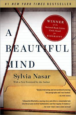 A Beautiful Mind, Nasar, Sylvia, Acceptable Book