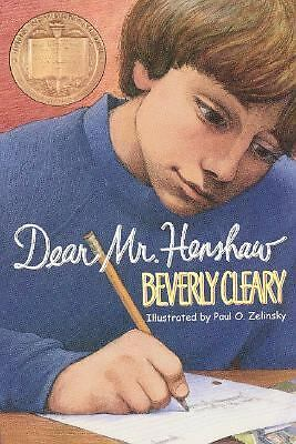 Dear Mr. Henshaw (Avon Camelot Books) by Cleary, Beverly
