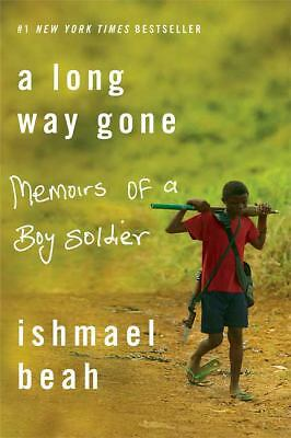 A Long Way Gone: Memoirs of a Boy Soldier, Ishmael Beah, Good Book