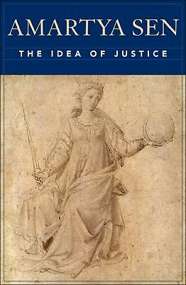 The Idea of Justice, Amartya Sen, Good Book
