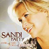 Hymns of Faith: Songs of Inspiration by Sandi Patti