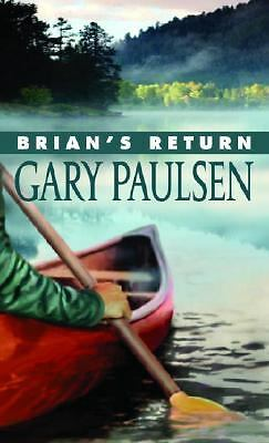 Brian's Return, Gary Paulsen, Acceptable Book