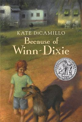 Because of Winn-Dixie, Kate DiCamillo, Good Book