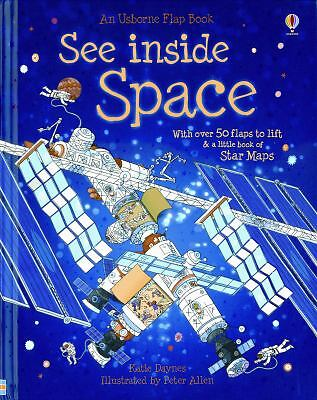 See Inside Space (See Inside Board Books), Daynes, Katie, Good, Books