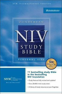 Zondervan NIV Study Bible, Personal Size, , Good Book